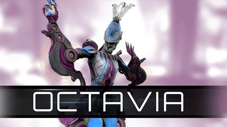 Warframe Octavia