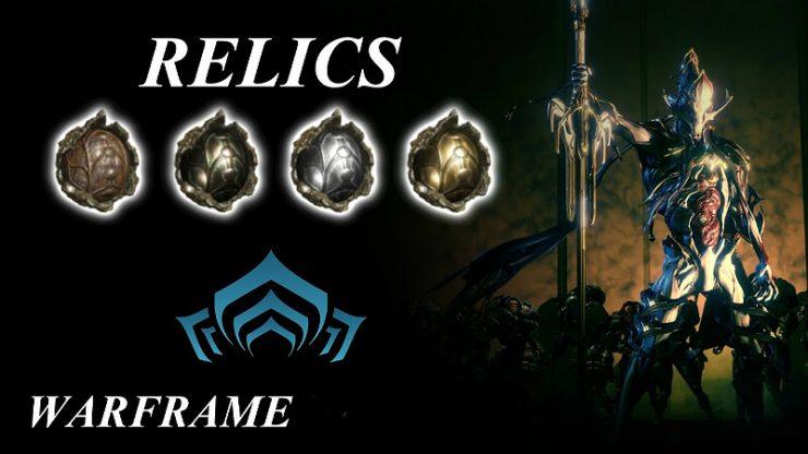 Warframe Relics