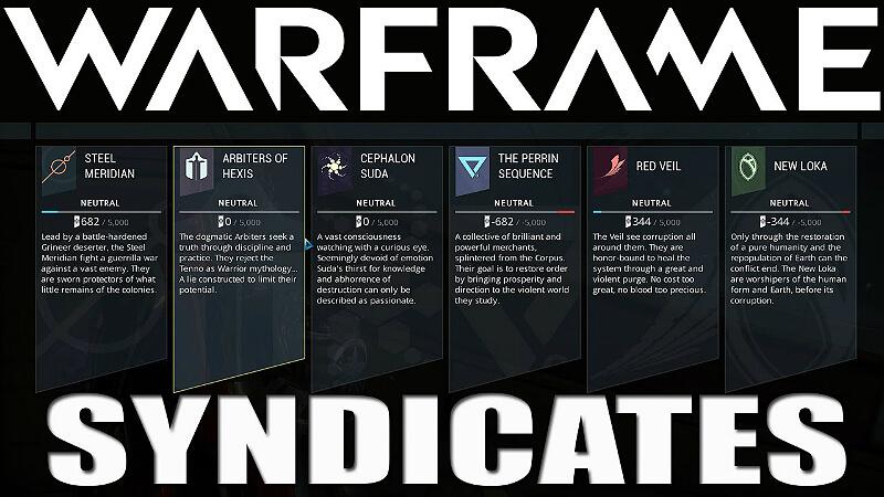Warframe cross play