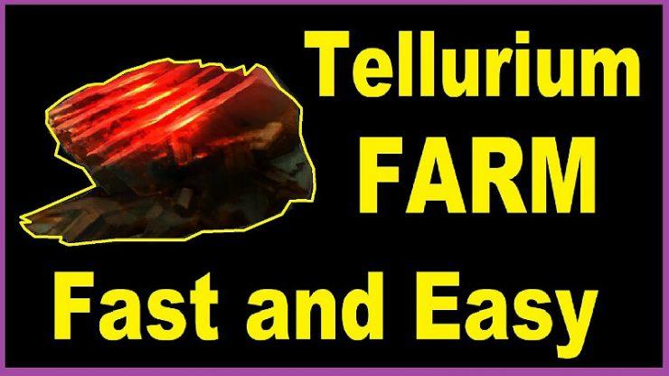 Warframe Tellurium