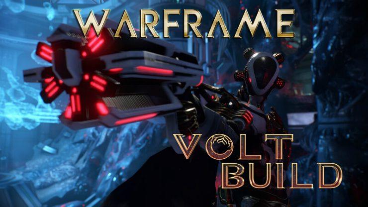 Warframe Volt