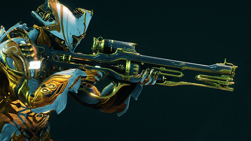 Warframe Weapons