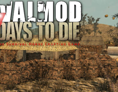 7 Days to Die Valmod