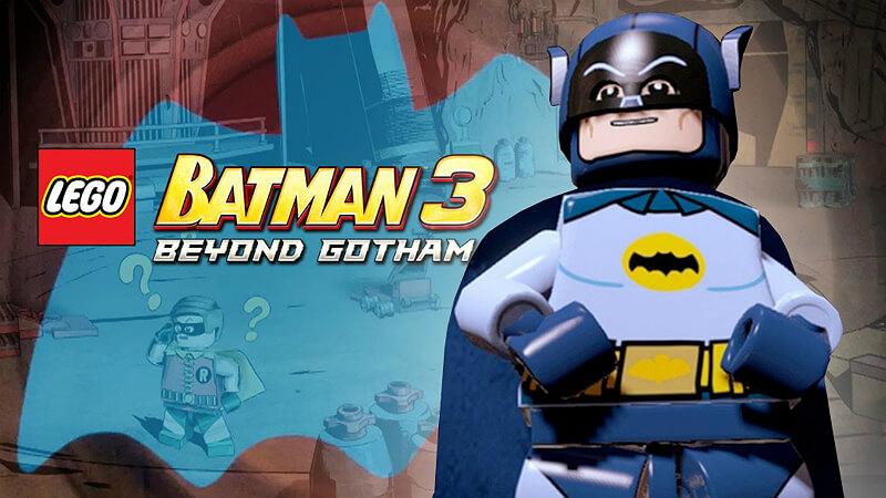 Lego Batman 3: Cheat Codes - Guide | GamesCrack org