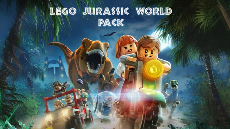 Lego Jurassic World Codes