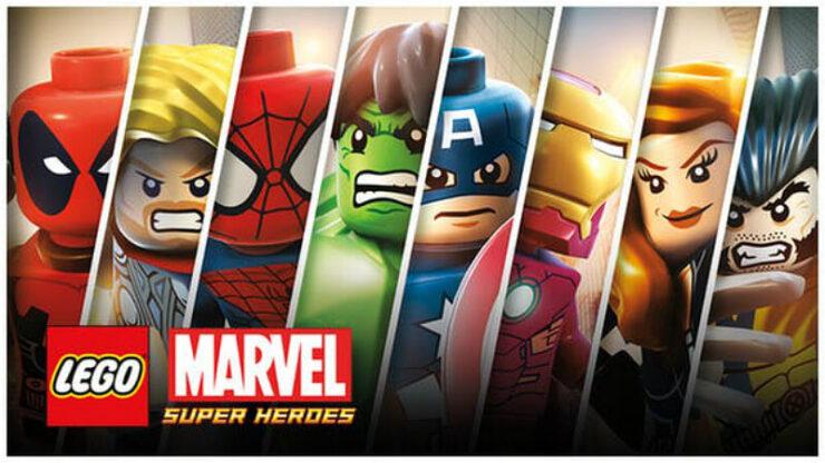 Lego Marvel Superheroes Cheats