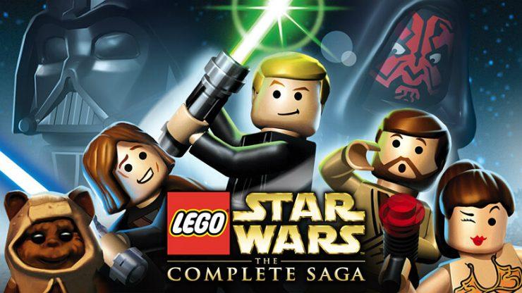 Lego Star Wars The Complete Saga Codes