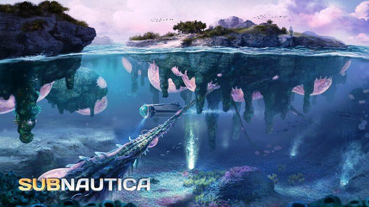 Subnautica Power