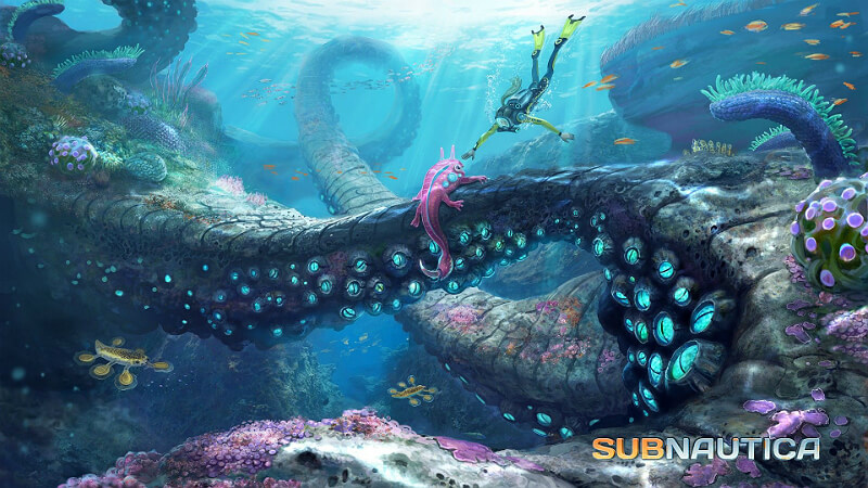 Subnautica Walkthrough