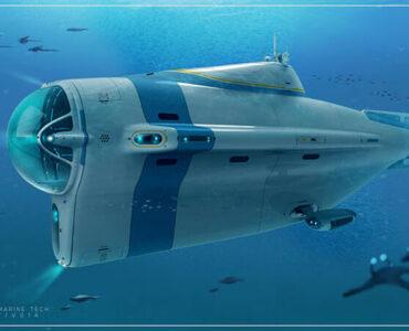 Subnautica Vehicle
