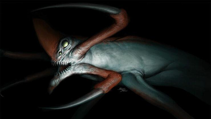 Subnautica: Reaper Leviathans Aren't Actually Leviathans