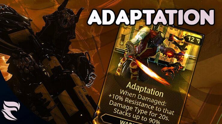Warframe Adaptation