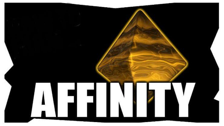 Warframe Affinity
