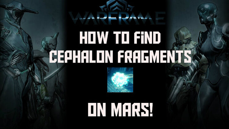 Warframe Cephalon Fragments