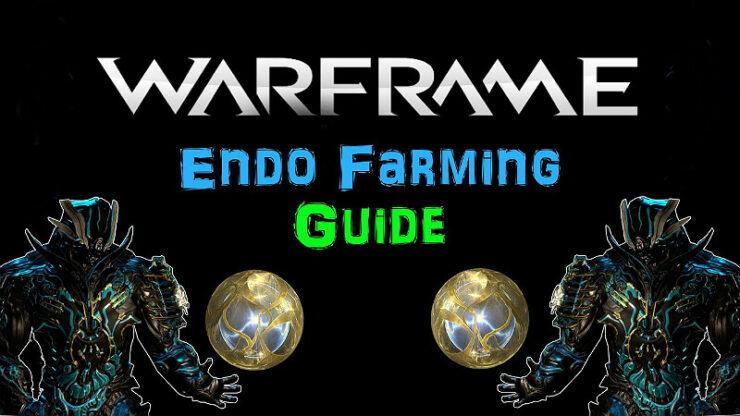 Warframe Endo Farm