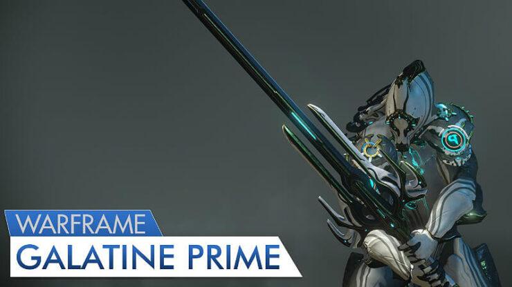 Warframe Galatine Prime
