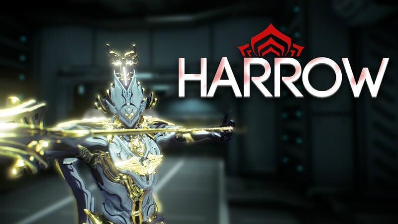 Warframe Harrow Build