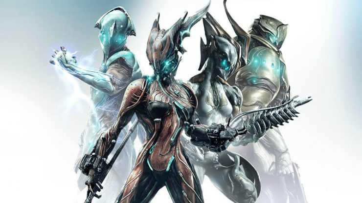 Warframe Prime Weapons