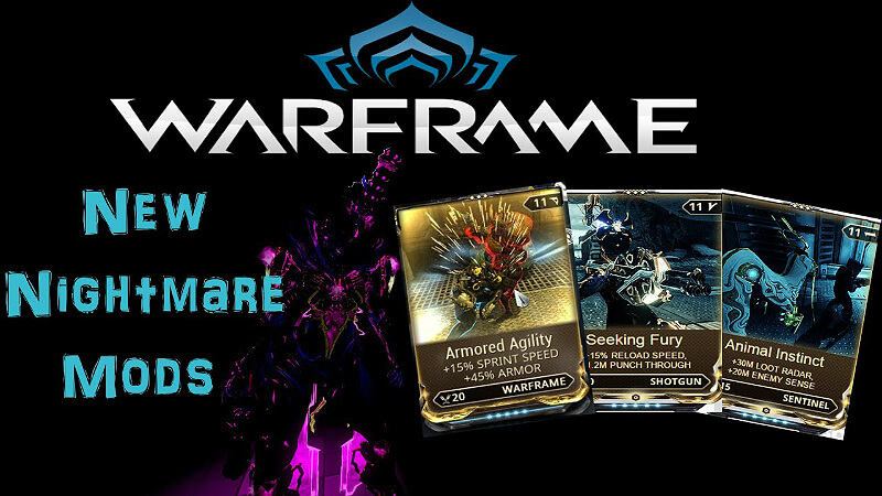 Warframe: How to Get Nightmare Mods - Guide | GamesCrack org