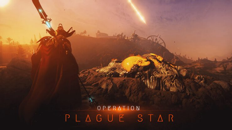 Warframe Plague Star