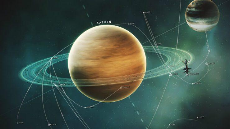 Warframe Planets