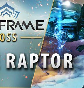 Warframe Raptor