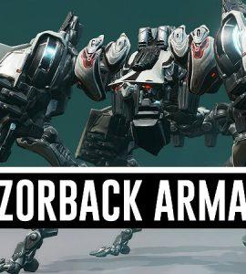 Warframe Razorback Armada