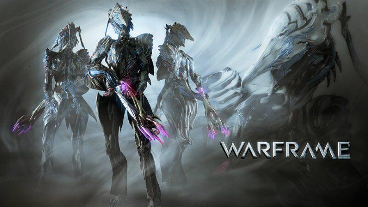 Warframe Zephyr