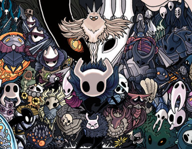 Hollow Knight Bosses