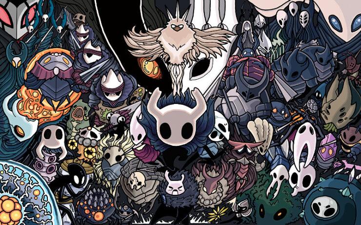 Hollow Knight Bosses