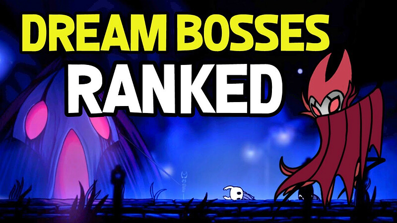 Hollow Knight Dream Bosses
