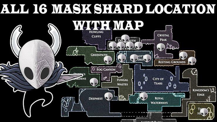 Hollow Knight Mask Shard