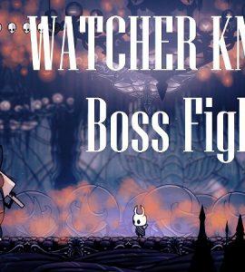 Hollow Knight Watcher Knight