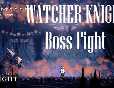 Hollow Knight Watcher Knight