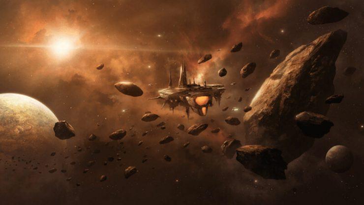Stellaris Ships