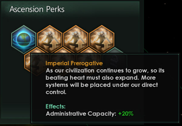 Stellaris: Dev Diary #153 - Empire Sprawl & Administrative