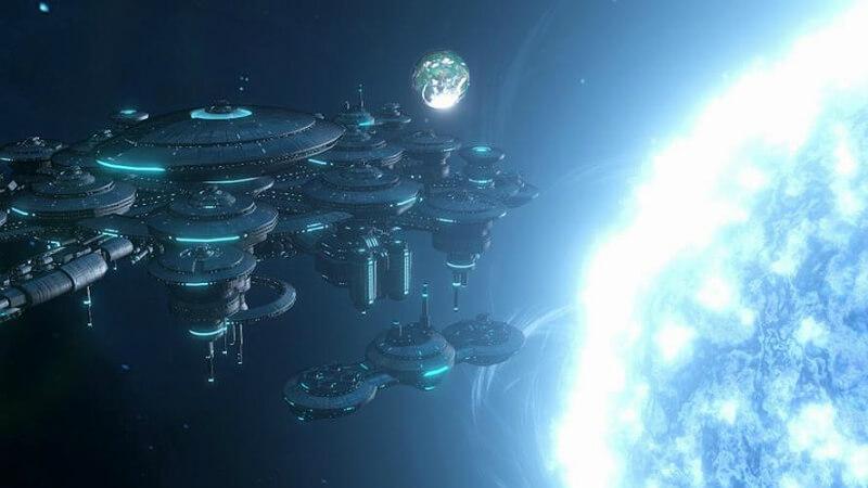 Stellaris Enigmatic Fortress