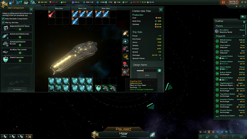 Stellaris: Ship Equipment and Load Outs - Guide | GamesCrack org