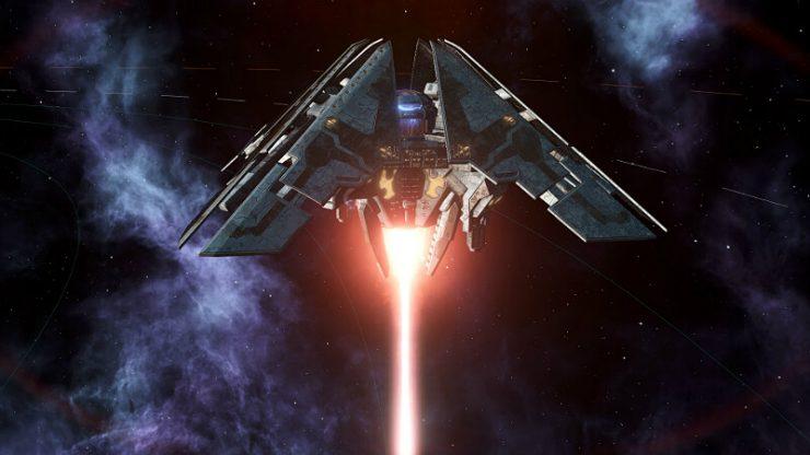 Stellaris Weapons
