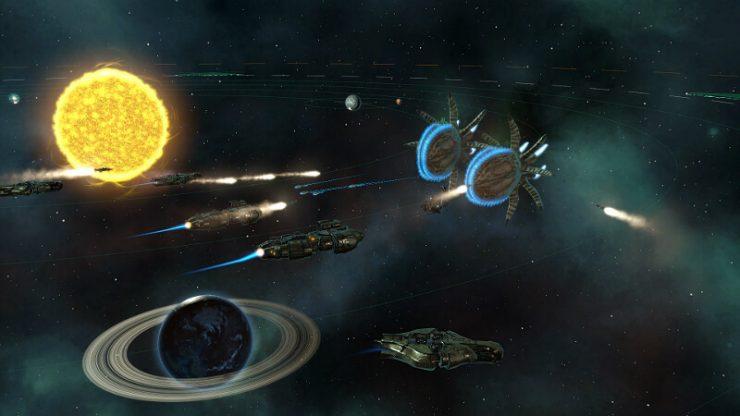Stellaris Space Amoeba