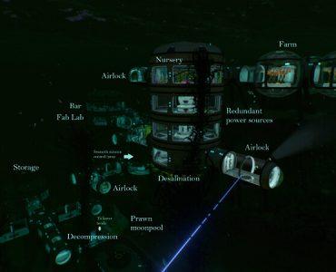 Subnautica Base Design