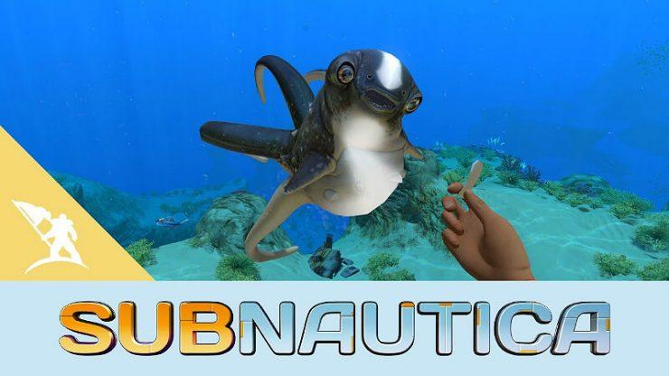 Subnautica Cuddlefish