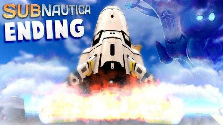 Subnautica Ending