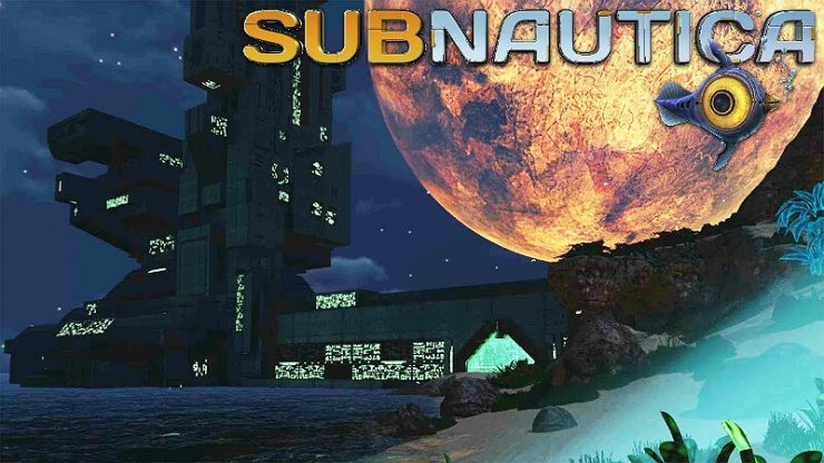 Subnautica Item Key