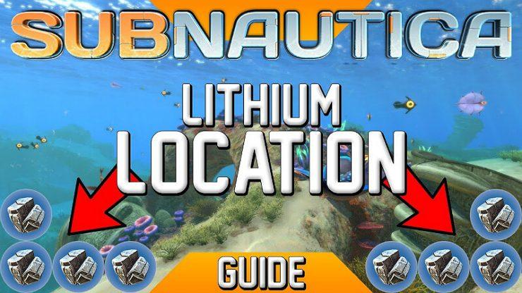 Subnautica Lithium
