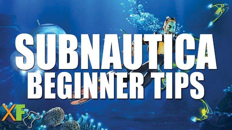 Subnautica Tips