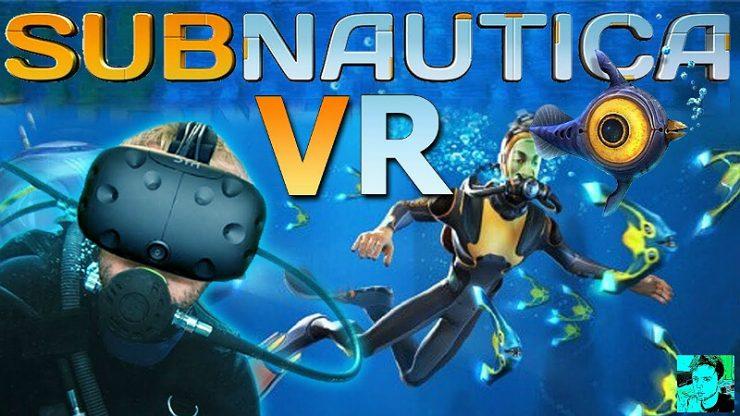 Subnautica VR