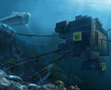 Subnautica Water and Food