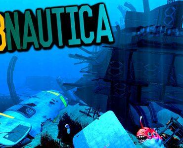 Subnautica Wrecks